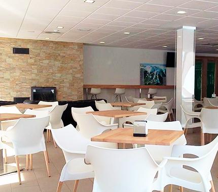 Comedor Campus Atlántico