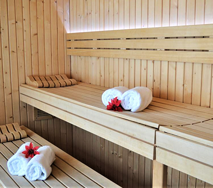 Sauna Campus Atlántico